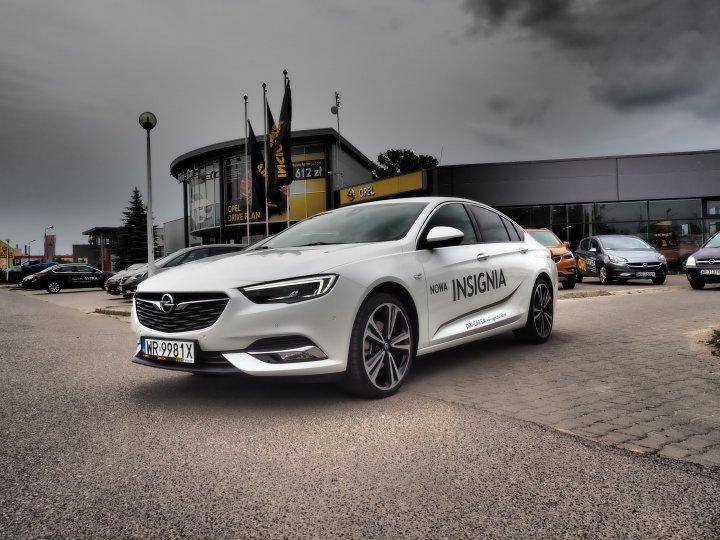 Opel Insignia 2.0 Diesel 170KM Automat
