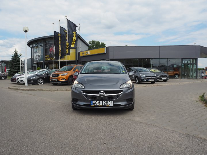 Opel Corsa 1.4 Fabryczna instalacja LPG