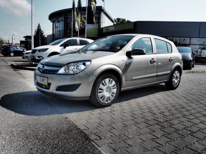 Opel Astra III 1.6 115KM LPG
