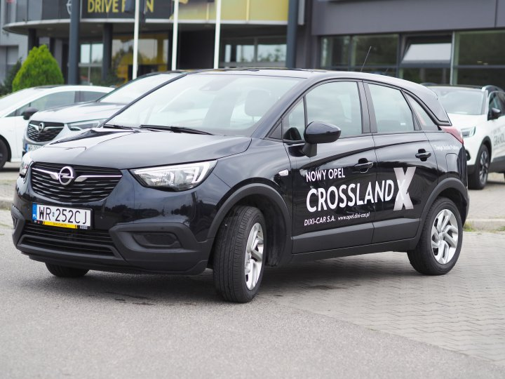 Crossland X Enjoy, 1.2 130KM