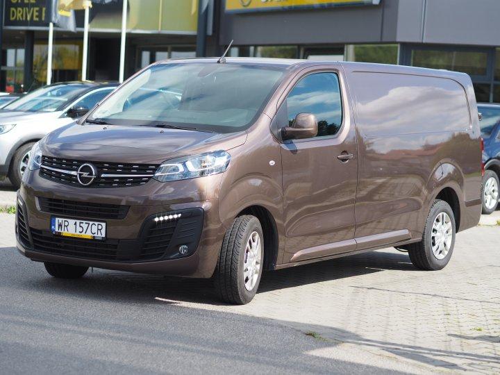 Opel Vivaro 2.0d 122KM