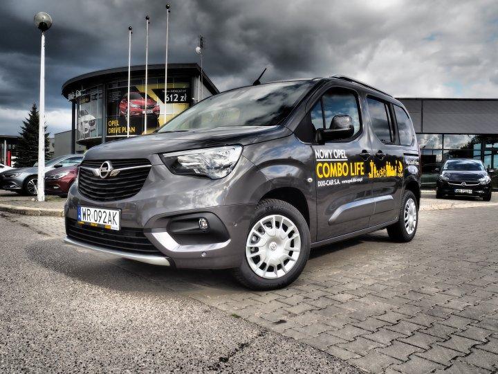 Opel Combo Life 1.5 102KM Diesel