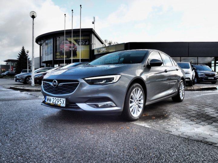 Opel Insignia 2.0 170KM Diesel automat 8 biegów