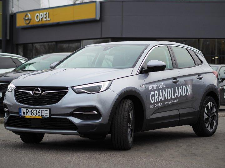 Opel Grandland 1,6 180KM Benzyna