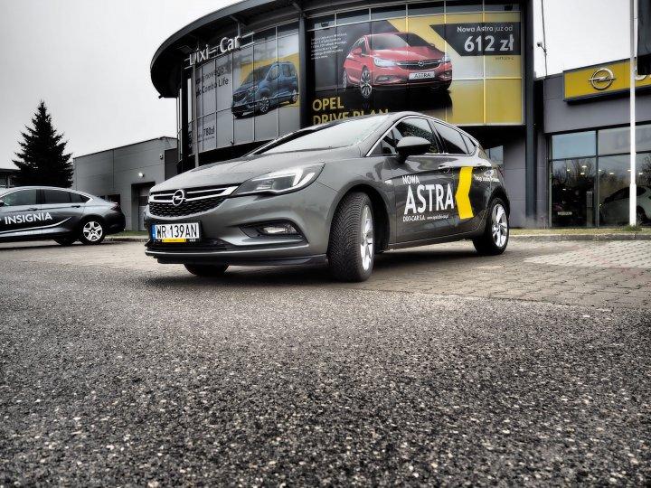 Opel Astra V 1.4 150KM Dynamic