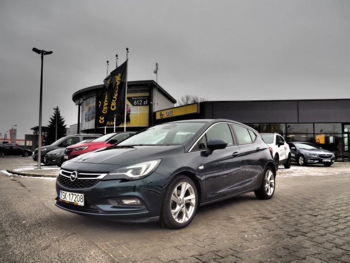 Opel Astra V 150KM Benzyna Dynamic