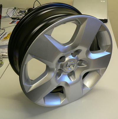 Felgi Strukturalne Stalowe Aluminiowe Różnice Opel Dixi Car