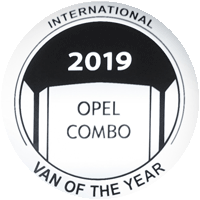 Opel Combo Cargo International Van of the Year 2019