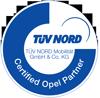 Logo TUV Nord Opel Partner