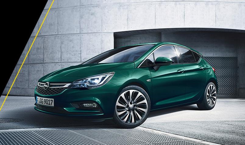 Opel Astra V - KOLORY - Salon Dixi-Car