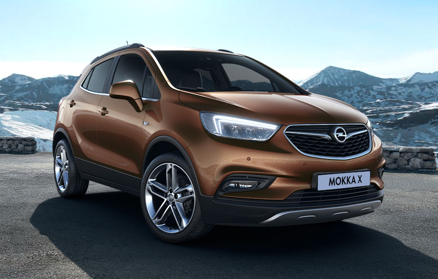 opel mokka x lakiery salon dixi car. Black Bedroom Furniture Sets. Home Design Ideas