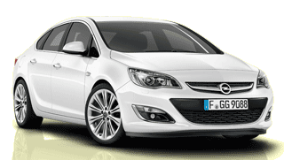 Opel Astra 4d Active
