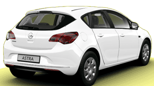 Opel Astra IV Active, 1.6