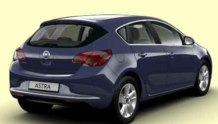 Opel Astra Energy 5d