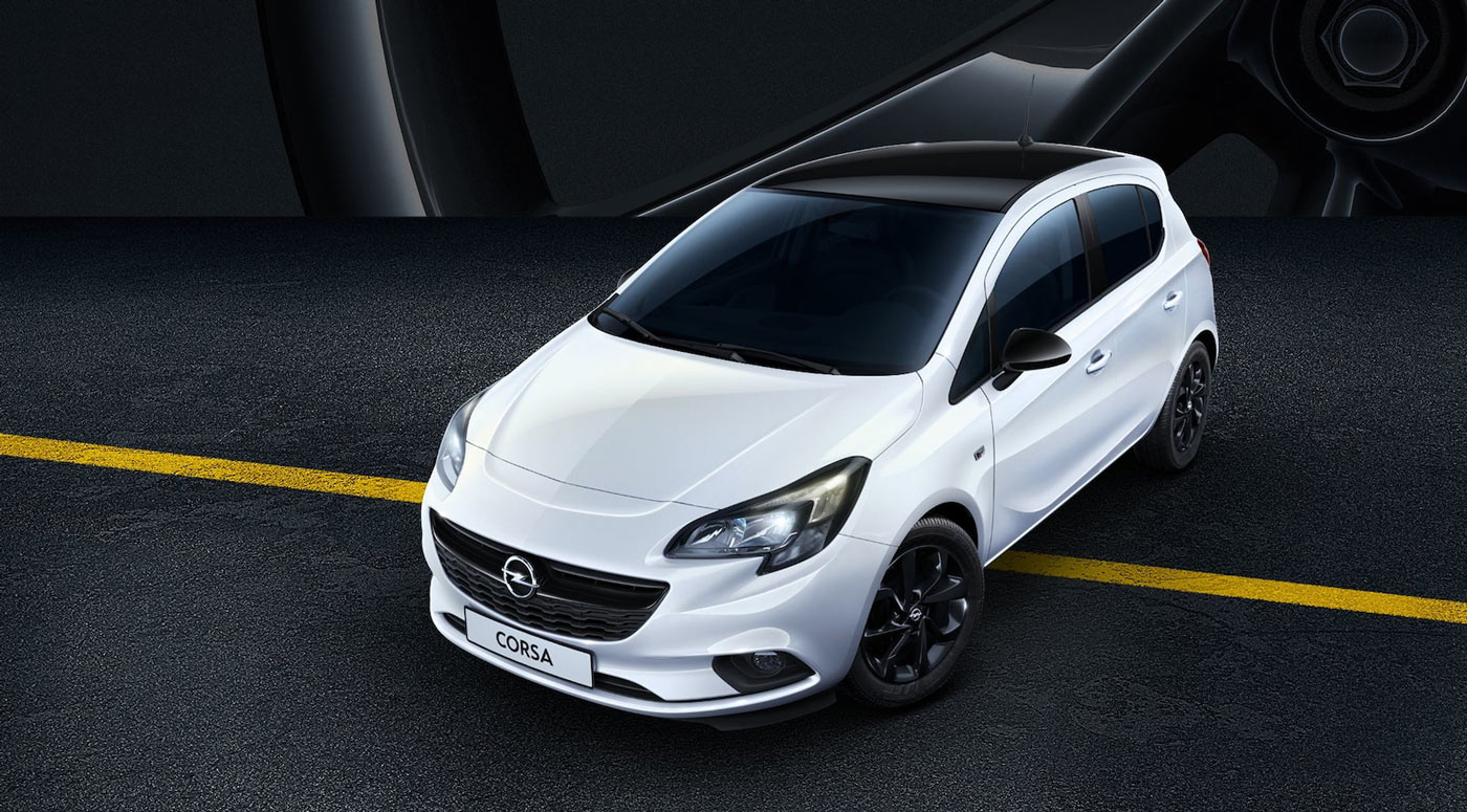 Opel Corsa Black Edition 5d