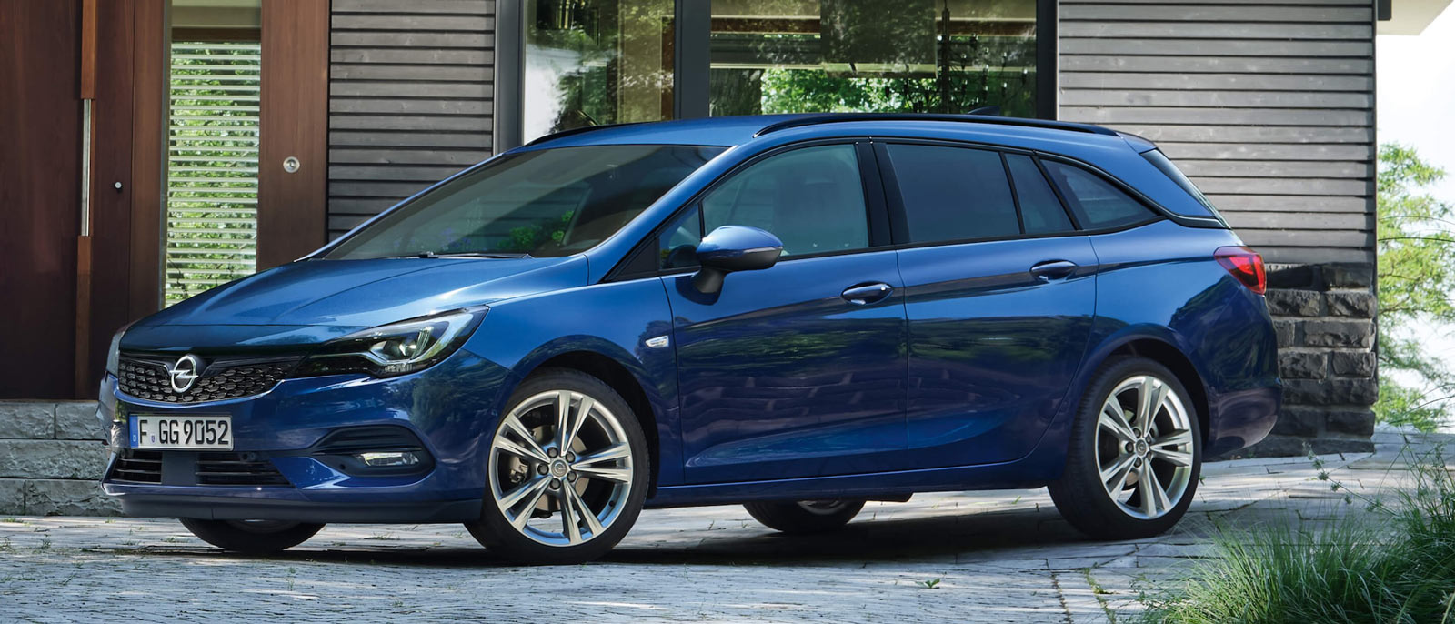 Nowy Opel Astra V Sports Tourer