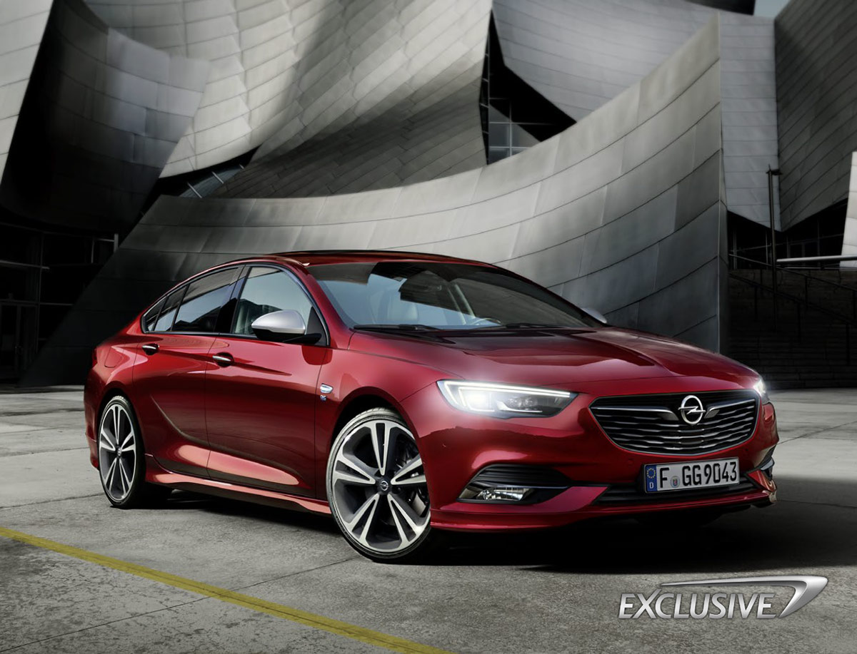 Nowy Opel Insignia Exclusive