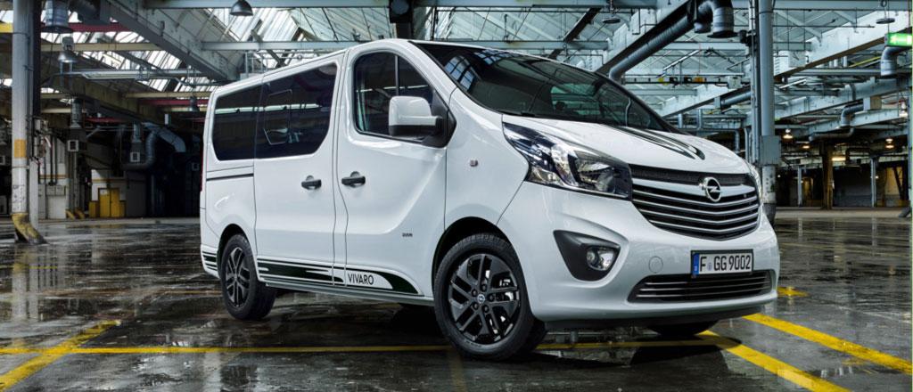Chwalebne CENY Opel Vivaro Kombi 2019 - Dixi-Car Dostawcze BB96