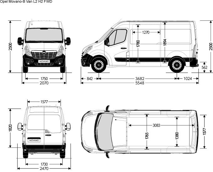 Młodzieńczy Opel Movano - CENY - Dostawcze Dixi-Car SQ99