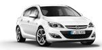 Opel Astra IV hatchback 5-drzw.