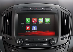 Zestaw multimedialny Touch R700 IntelliLink w Insigni