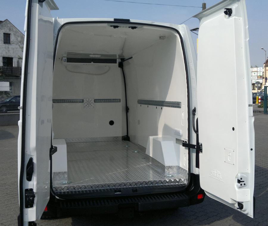 Chłodnia Izoterma Opel Movano Dostawcze Dixi Car