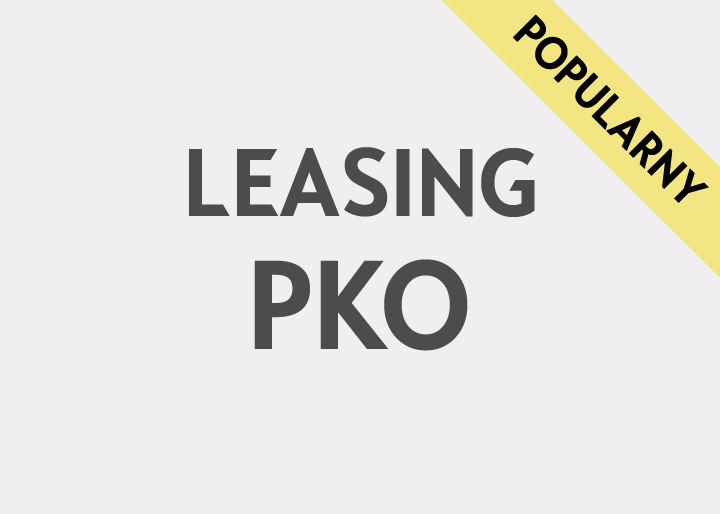Leasing PKO BP